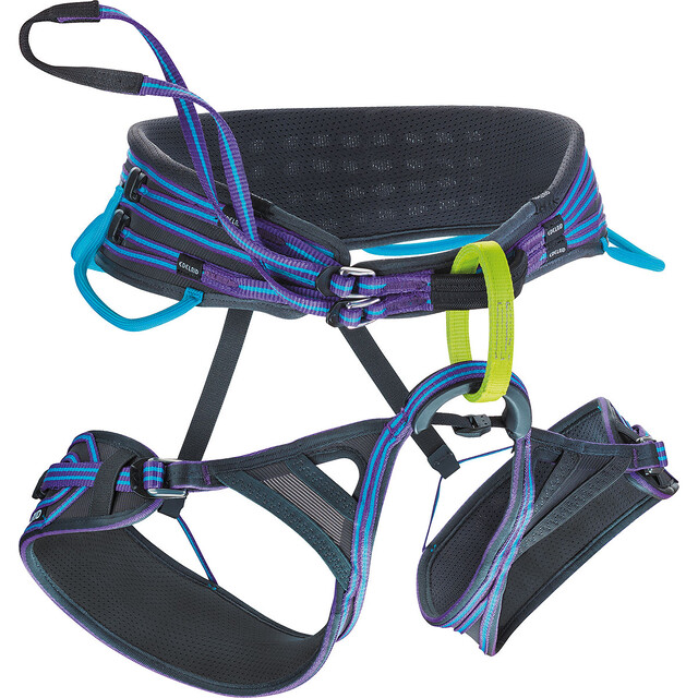 Edelrid Klettergurt Orion : Edelrid gambit harness slate snow gurt amazon sport